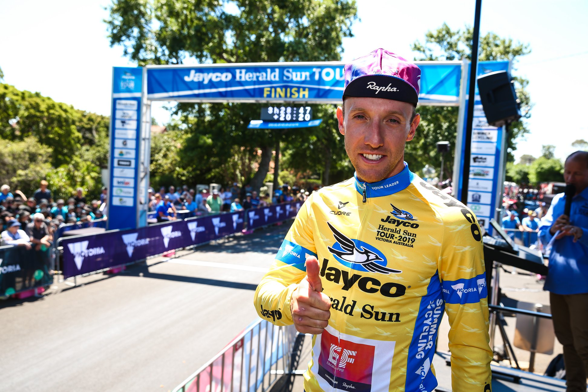 EvoPro Racing just scuppered by Team Sky in Herald Sun Tour - Sticky ... 92d4af505