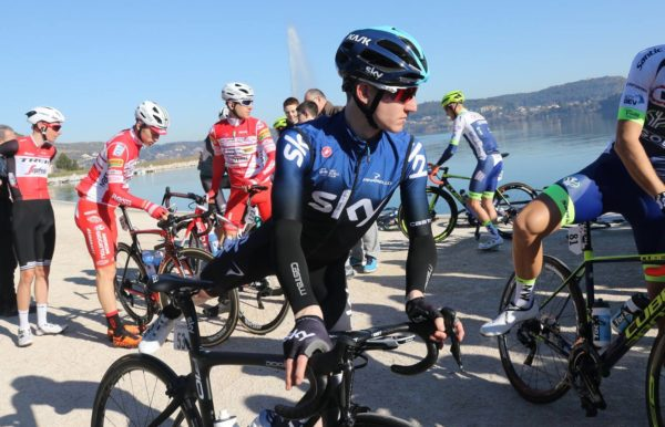 Eddie Dunbar Team Sky Volta Algarve