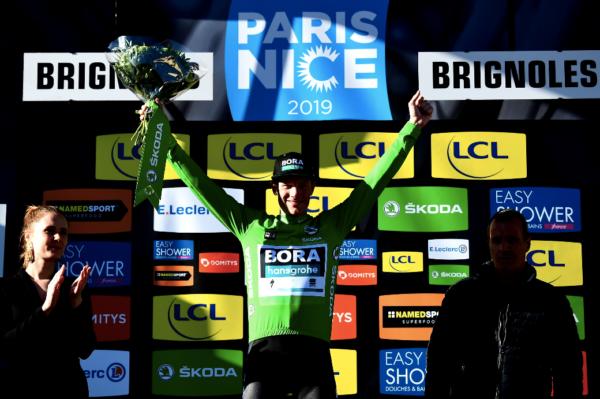 Sam Bennett abandons Paris-Nice