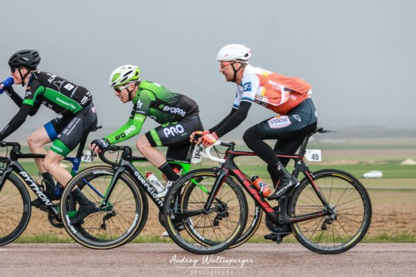 Daire Feeley Paris-Troyes EvoPro Racing