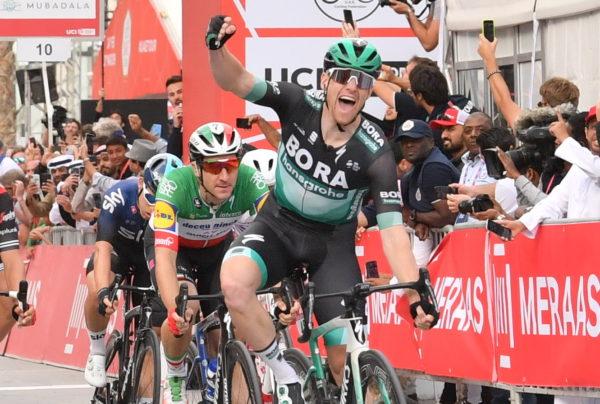 Sam Bennett selection Giro