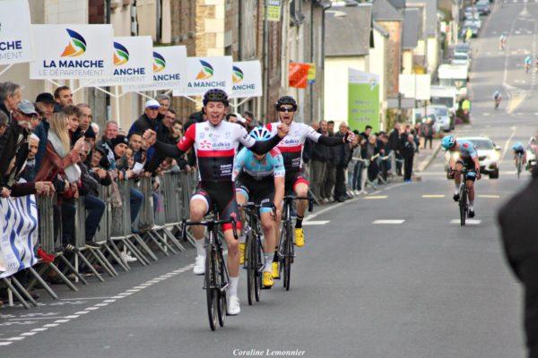 Darragh O'Mahony Irish cyclist France