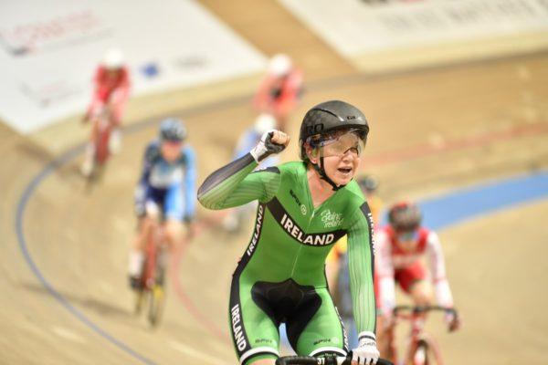Lydia Boylan Worlds medal