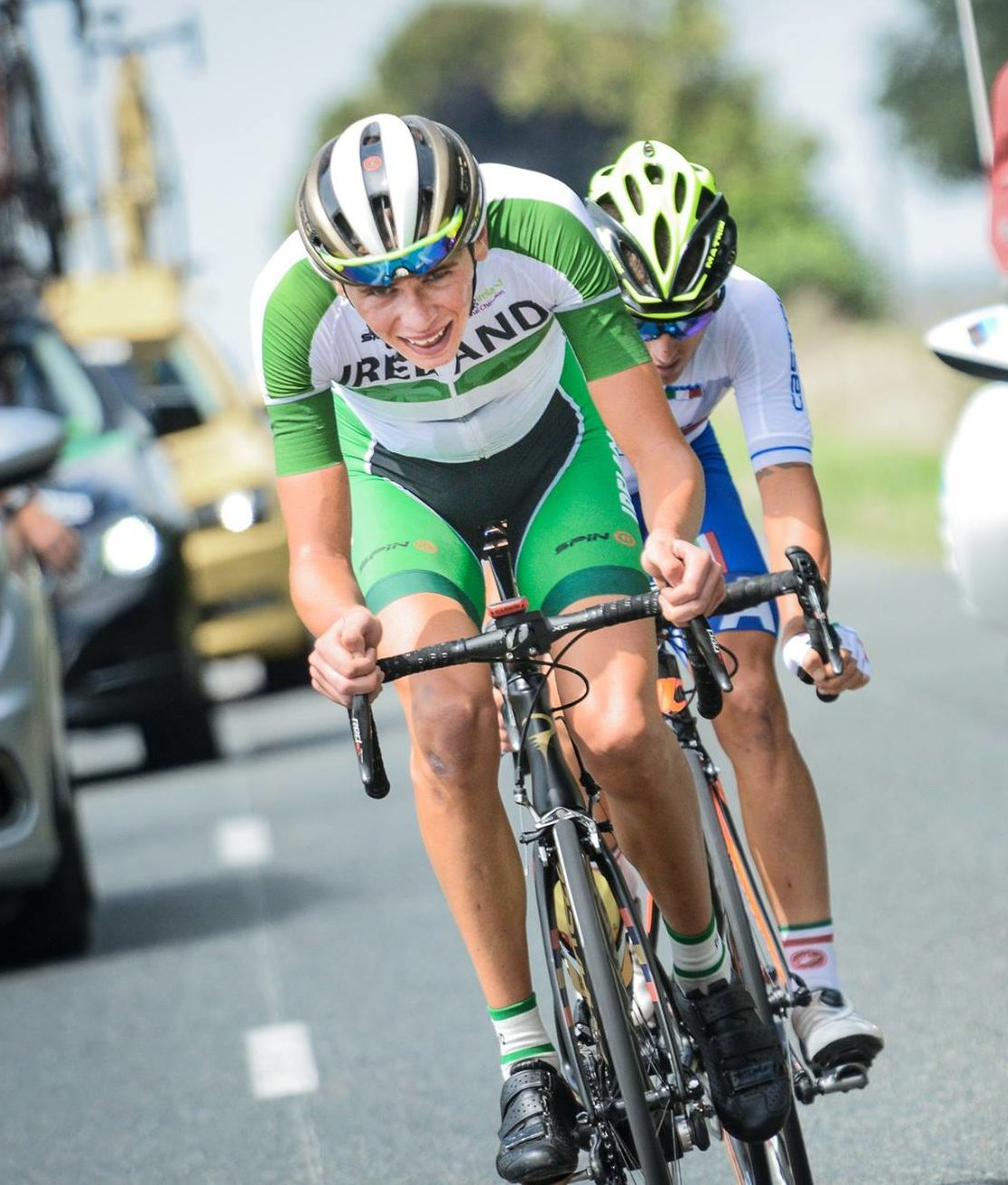 6fd88bcad5b The Irish team is in action at the U23 Tour of Flanders and you can watch  it here right now.