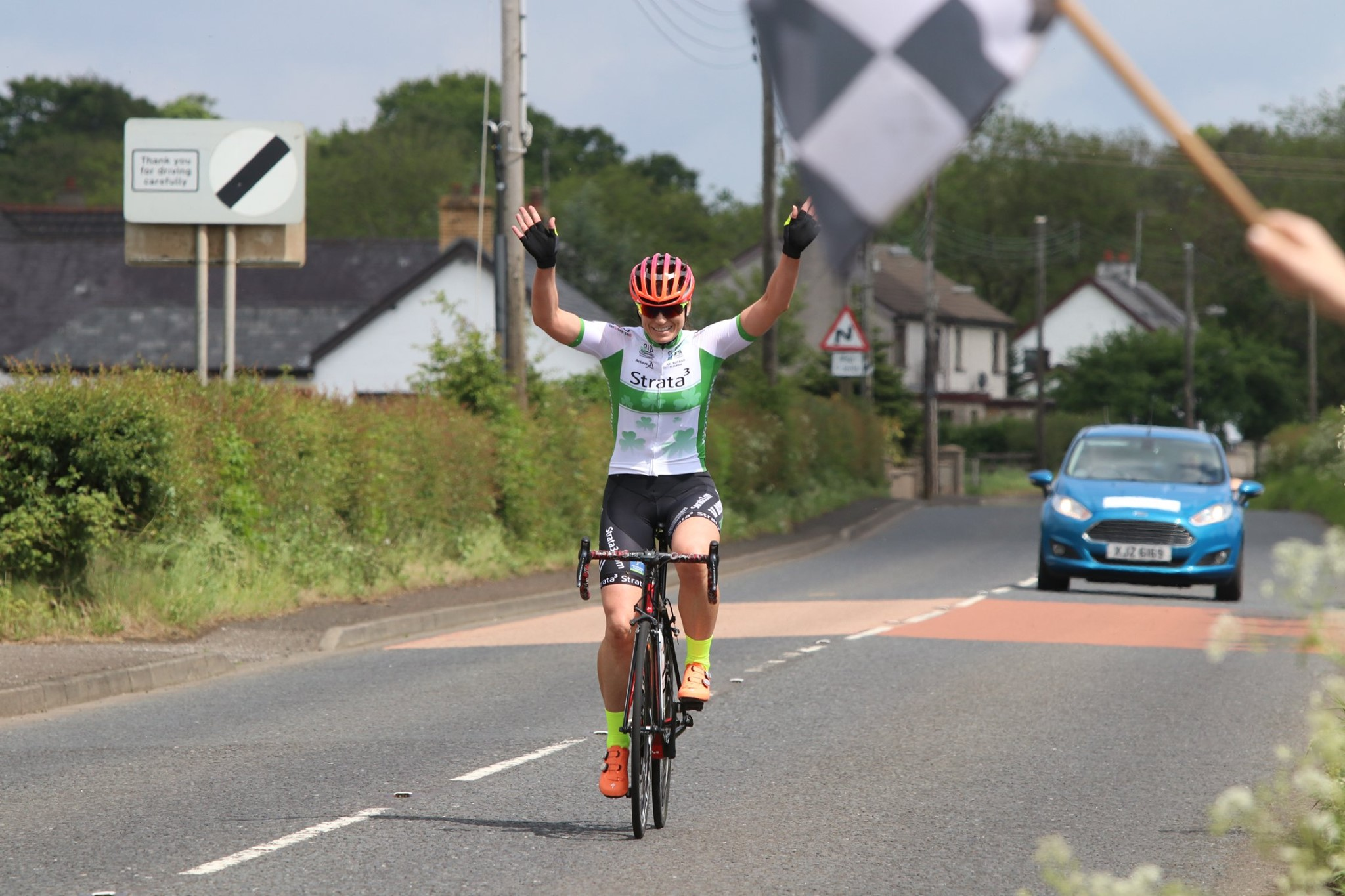 Eve McCrystal wins Red Hand Trophy in Ballymena - Sticky Bottle
