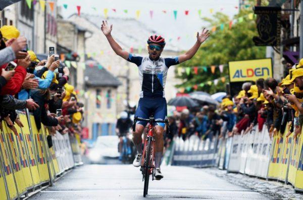 Ben Healy Tour de l'Avenir stage win 2019, Irish cyclist on