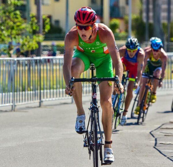 Irish triathlete gets four-year doping ban, instantly retires - Sticky  Bottle